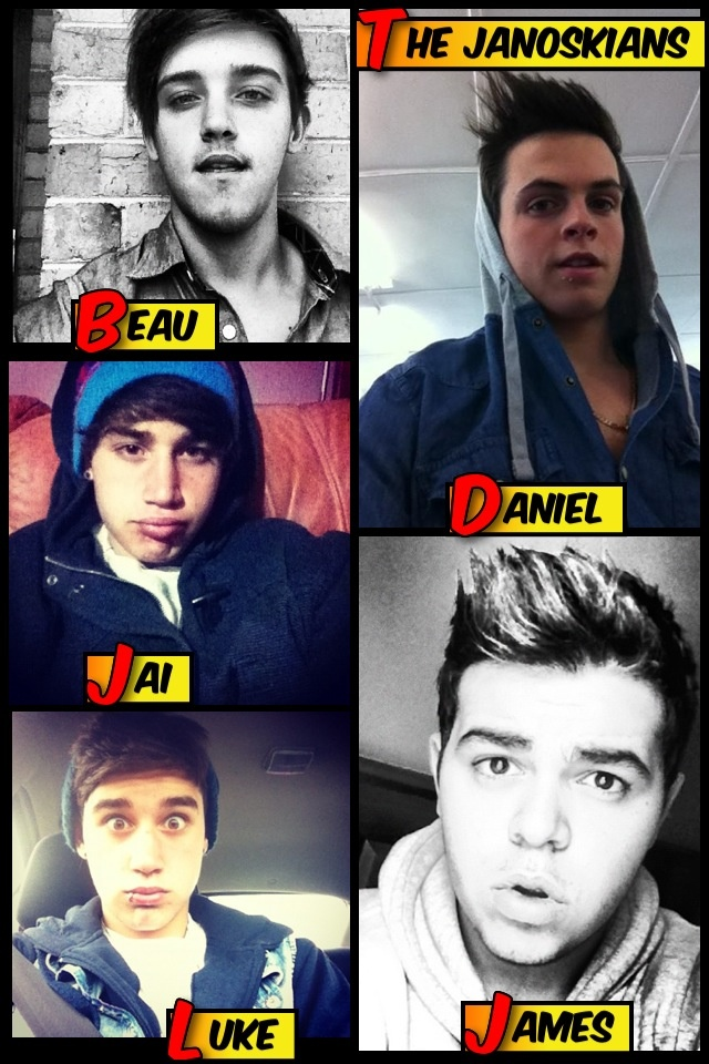 100 best images about Janoskians.