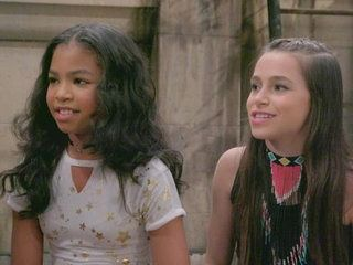 EXCLUSIVE: 'Raven's Home' Kids Rate Raven-Symone and Anneliese van der Pol as On-Screen Moms!