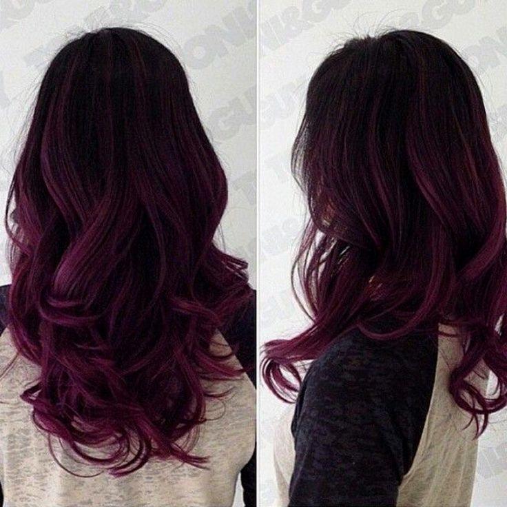nice Мелирование на темные волосы: фото до и после