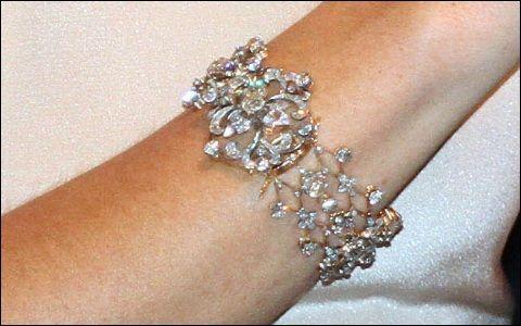 Diamanten armband koningin Máxima deel 7 | ModekoninginMaxima.nl