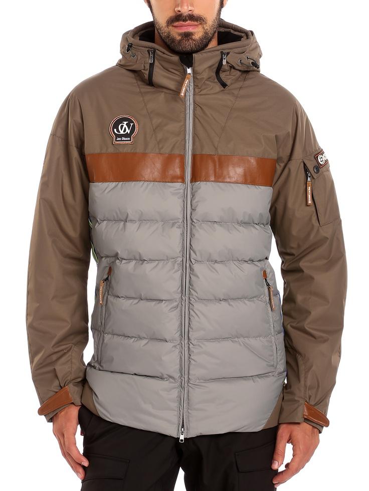 colmar by jon olsson men 39 s ski down jacket 1220 outdoor pinterest down jackets jackets. Black Bedroom Furniture Sets. Home Design Ideas