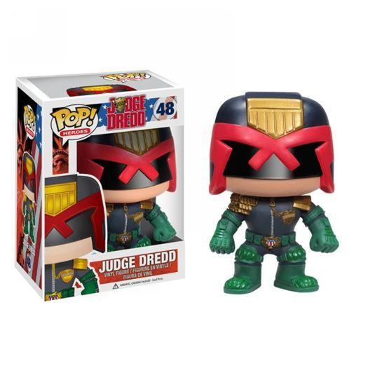 Funko POP! Judge Dred: Judge Dredd - PlayAndCollect