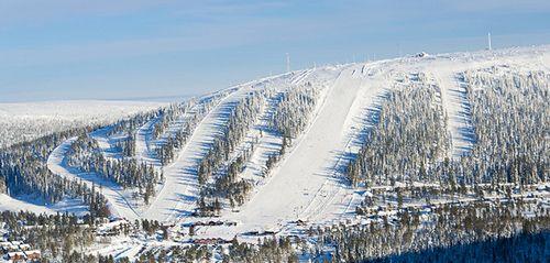 I Tandådalen finns alpin skidåkning för alla typer av skidåkare, en stor snow park och boende precis vid backen.