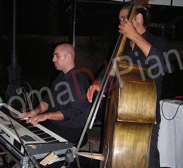 #Jazzband for #events: #Piano, double bass, drums, sax, voice, trumpet, guitar and more! weddingdj.it  for your #entertainment, enjoy Romadjpianobar® #weddingparty #weddingmusic #weddingband #weddingsingers #weddingdj #djwedding