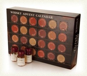 The Premium Whisky Advent Calendar (2013 Edition)