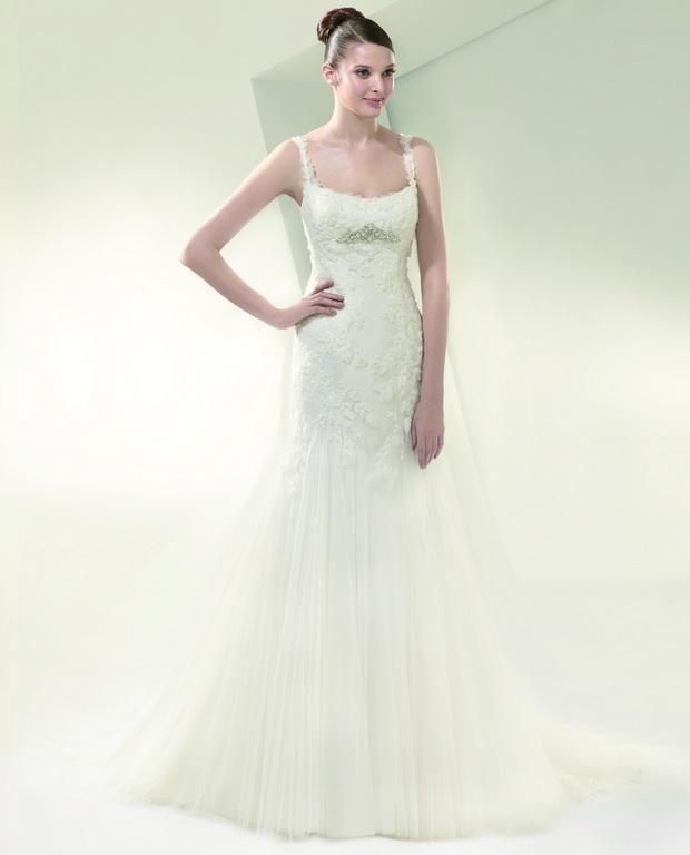 Igen Szalon wedding dress- BT14-12 #igenszalon #beautiful #weddingdress #bridalgown #eskuvoiruha #menyasszonyiruha #eskuvo #menyasszony #Budapest