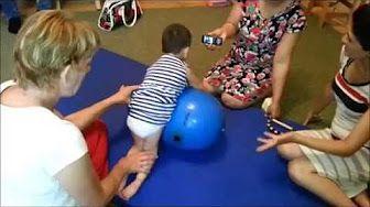bobath cvičení postura - YouTube