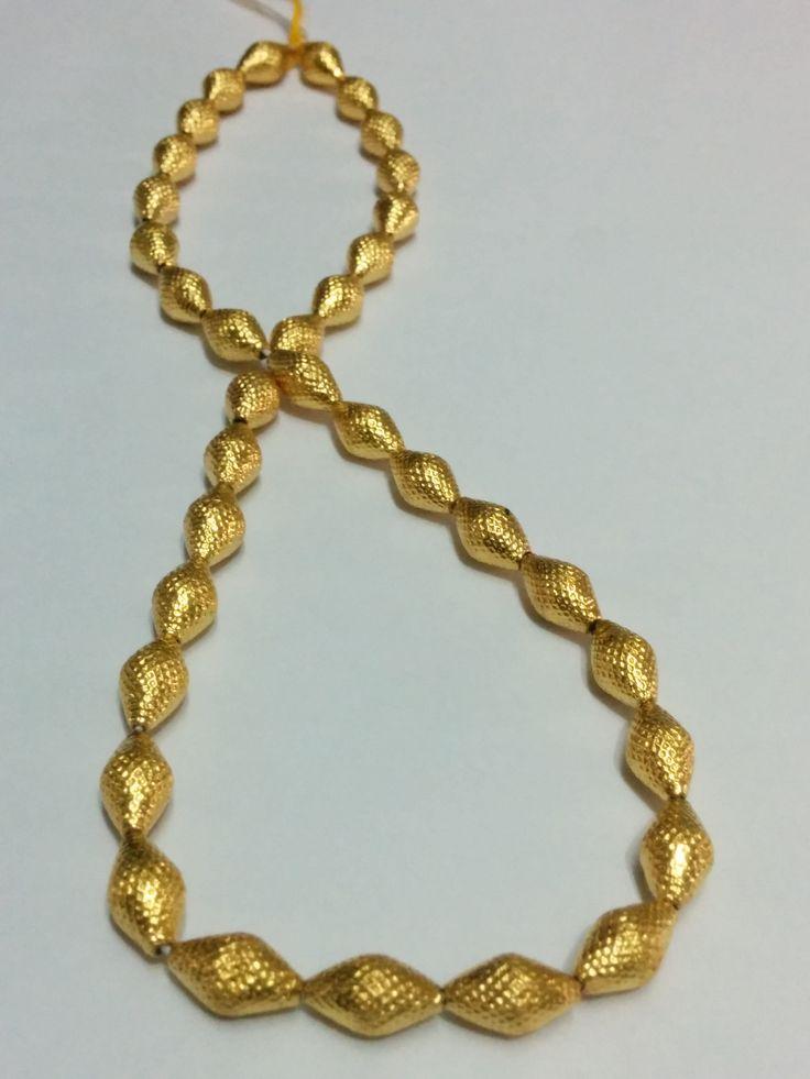 Gold wax beads #Spot #Antique #Bormala #Traditional #22carat #Maharashtra