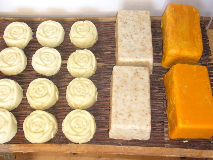 Soap drying - Essicazione del Sapone