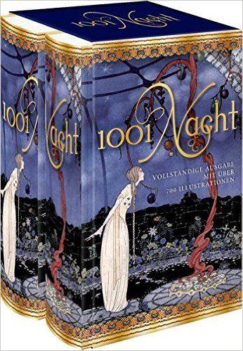1001 Nacht - Tausendundeine Nacht: mit ca. 700 Illustrationen: Amazon.de: Gustav Weil: Bücher