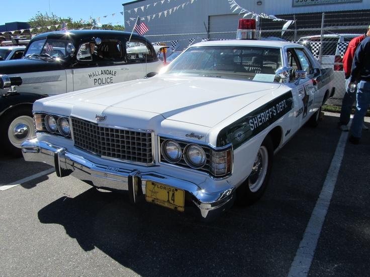 1973 Mercury Monterey. Marion County FL. Sheriff.