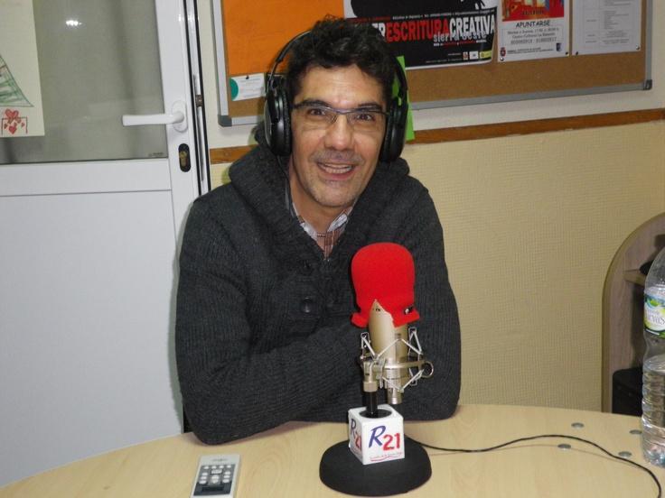 Fernando Jimeno Martín en La Biblioteca Encantada 66