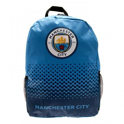 Manchester City F.C. Backpack x70bpkmcfd   $24.00