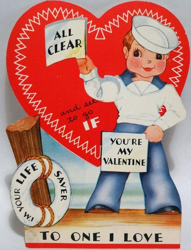 All Clear and Set To Go If You're My Valentine. I am Your Lifesaver. To The One I Love