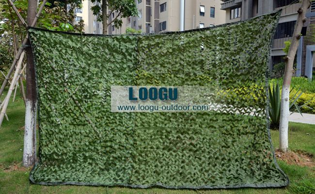 2.5m*3m Green Woodlands Leaves netting Military Camo Camouflage Net netting Woodland Sun Shelter Camouflage Net for Hunting