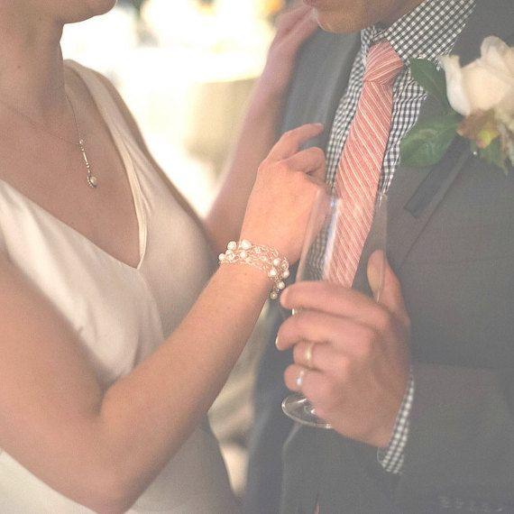 Silber Armband  Silber Manschette  stricken Kupfer Cuff