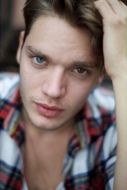 Dominic sherwood eyes
