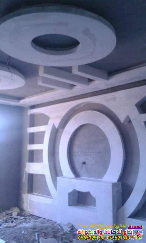 احدث ديكورات شاشات بلازما جبس بورد بجده 2019 Ceiling Design Ceiling Design Living Room House Ceiling Design
