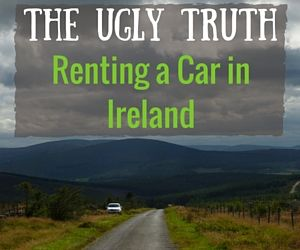 Before you search on the internet and book the cheapest rate out there, take a look at some of these important considerations forrenting a car in Ireland