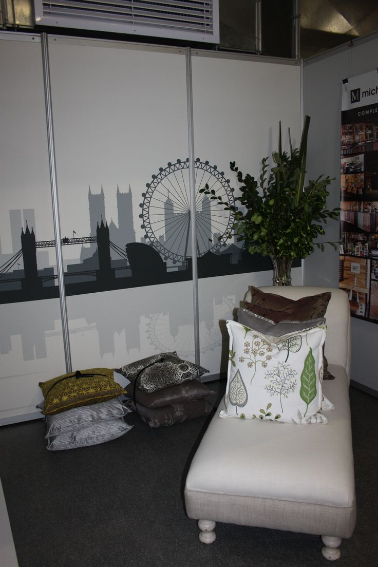 #White #decor at the 2015 Port Elizabeth #HOMEMAKERS_Expo with Michele Interiors (https://www.facebook.com/pages/Michele-Interior-Design/152257341537760)