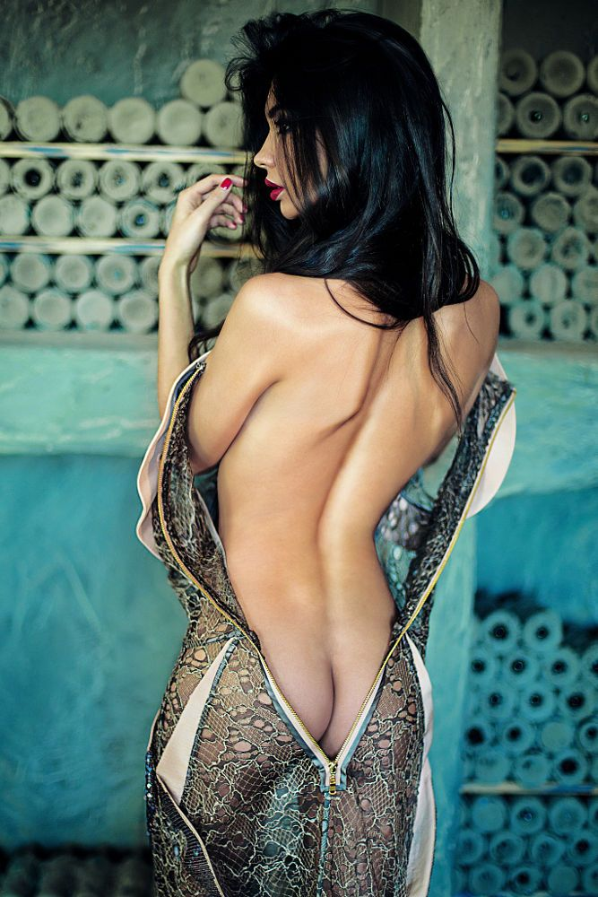 Sexy back by Olga Gubko on 500px