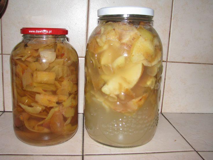 Co dzieje się gdy wypijesz na pusty żołądek ocet jabłkowy z miodem ?