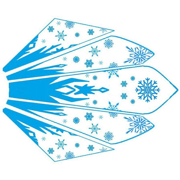 Elsa from Frozen Cape design