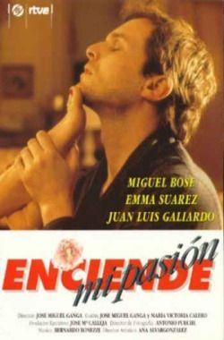 """Cinta """"Enciende mi pasión"""" donde protagoniza a Ángel, un atractivo botánico que tiene un fetichista deseo por los pies femeninos."""