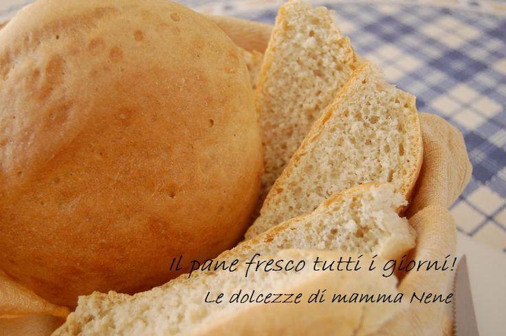 Il pane fatto in casa, alcuni suggerimenti utili e la ricetta, procedimento Bimby, ma anche senza.