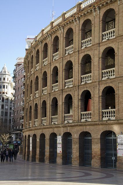 Bullfighting Ring, Valencia, Spain  | Flickr - Photo Sharing!
