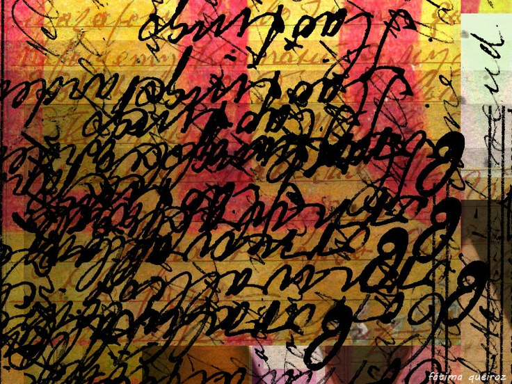 An Anthology Of Asemic Handwriting edited by Tim Gaze & Michael Jacobson
