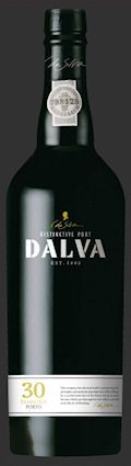 Dalva 30 Years Old Tawny. Gamme actuelle.
