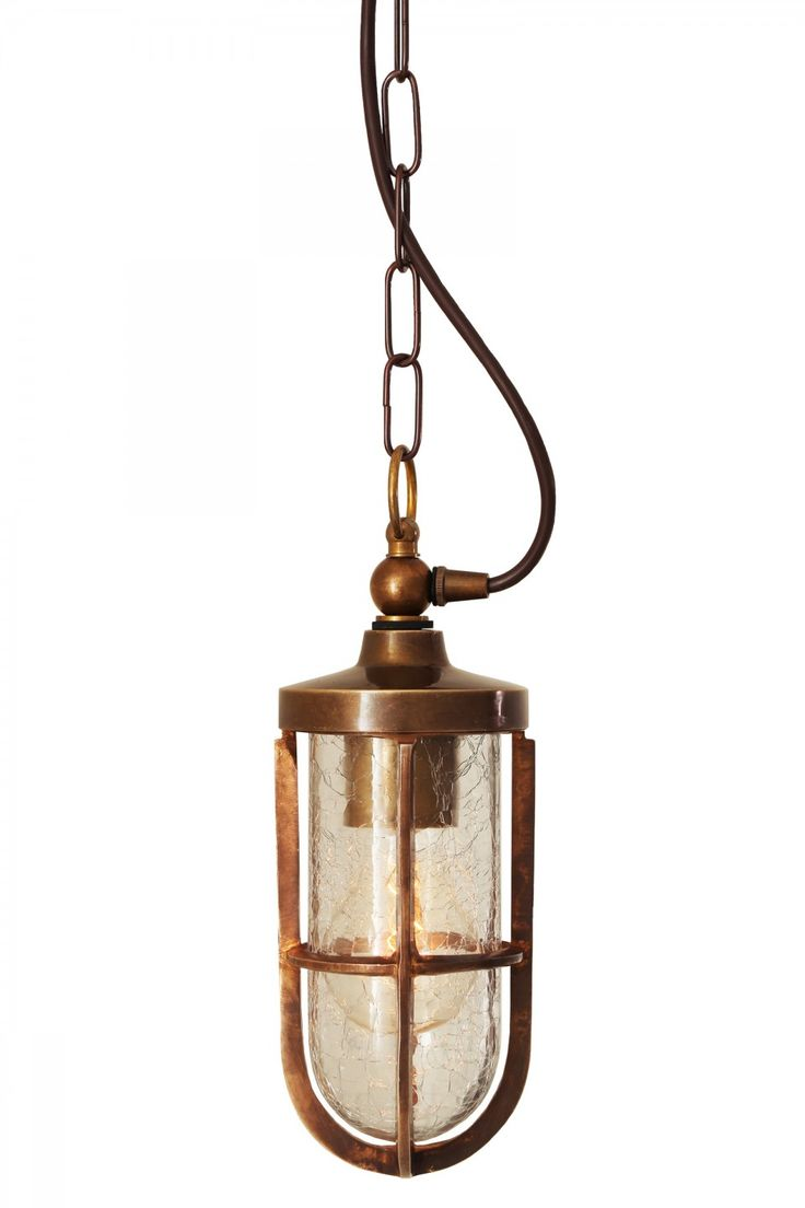 This sleek industrial Oregon Well Glass Pendant Light by Irish designer Mullan Lighting is a modern light fitting featuring a glass shade designed to cast a soft ambient light over a wide area.