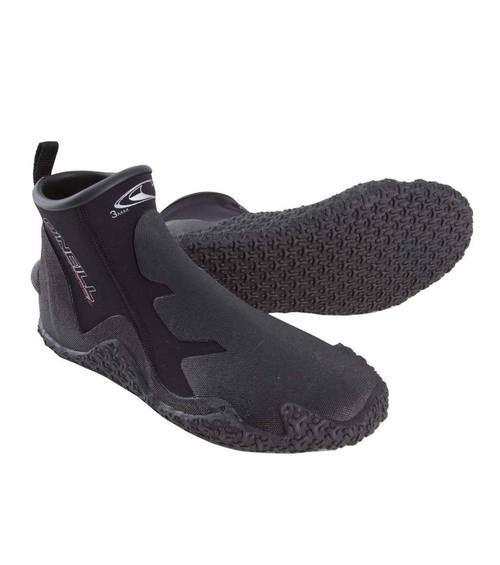 O'Neill 3MM Tropical Dive Boot - Low Top Scuba Diving Boot