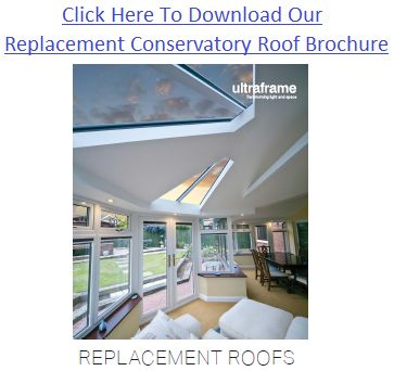 replacement conservatory roof brochure