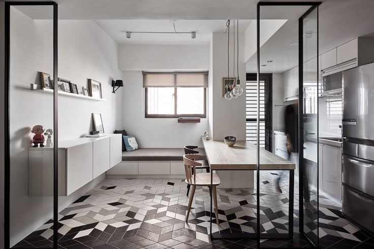 Taichung-Apartment-Z-AXIS-DESIGN-1 - Design Milk