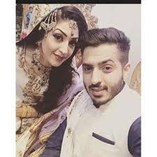Waqas weds Rabia