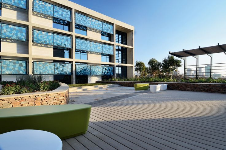 How #green is your office building? We went to look for some of the best green-building corporation of South Africa.