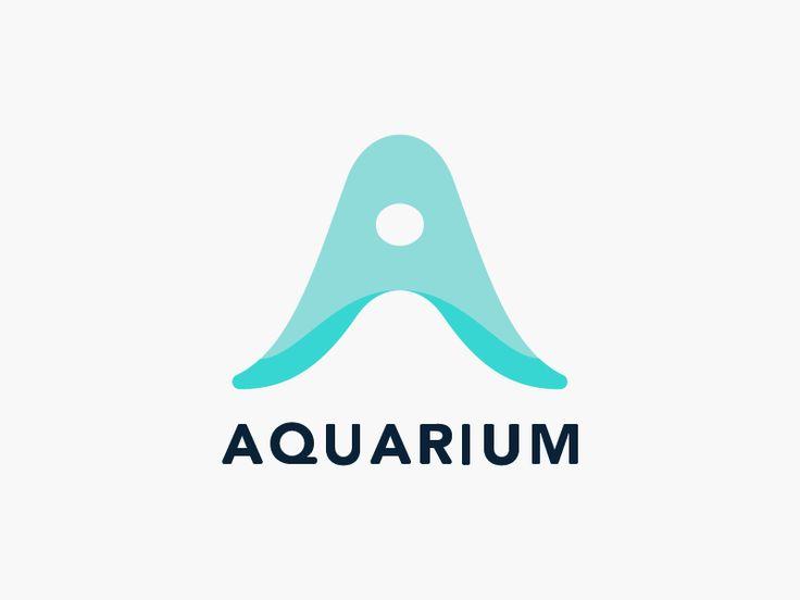Aquarium Logo by Nabil Kazerouni for Octopus