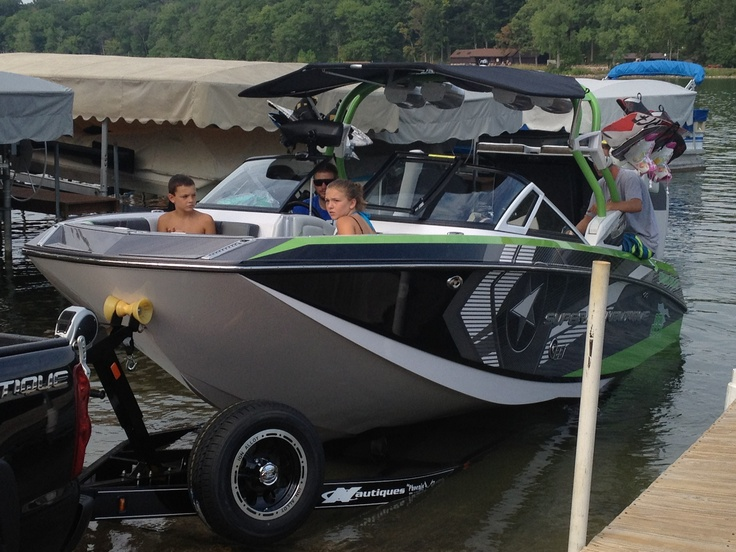 2013 Nautique G23 Boat, Riding, Badass