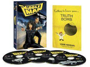 Amazon.com: The Middleman: The Complete Series: Matt Keeslar, Natalie Morales, Mary Pat Gleason, Brit Morgan, Jake Smollett, Brendan Hines: Movies & TV