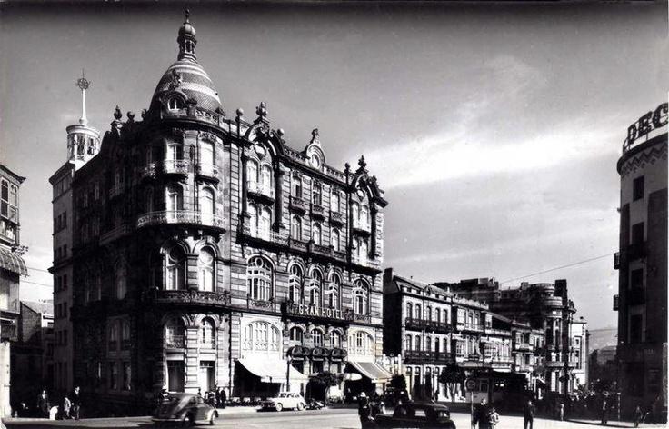 17 mejores im genes sobre vigo antiguo en pinterest santiago no se y antigua - Hotel puerta del sol vigo ...