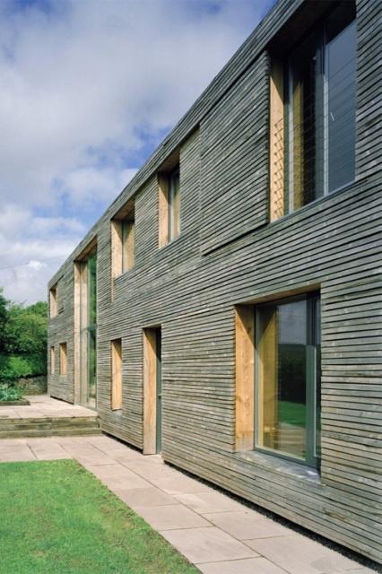 INSPIRATION || Home Exteriors || #wood #design #architecture: Inspiration Architecture, Home Exterior, Design Imageri, Wood Design, Galleries Remodelista, Ty Pren, Feilden Fowl, Fowl Architects, Barns House