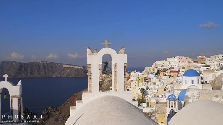 Santorini - The most romantic destination| by Phosart Cinematography