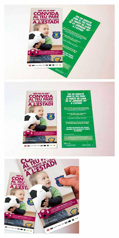 Heron City Barcelona | Campaña Día del Padre | #Creatividad y diseño de la campaña promocional para el #DiadelPadre del centro comercial #HeronCityBarcelona. Promoción con regalo directo y automática participación en un sorteo para un partido de Liga en el Camp Nou. #Publicidadexterior, #banners, #emailing, #plv y #redessociales.  #agenciapublicidadbarcelona
