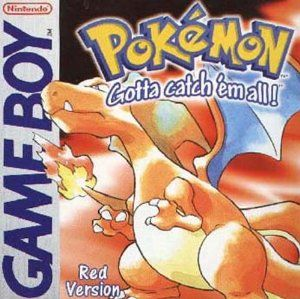 Pokemon Red (Gameboy Color)