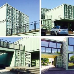 Shanghai steel fashion Co., Ltd  supplies Container Hotel,prefab cottages,pre manufactured homes
