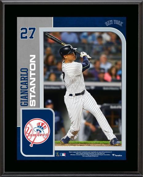 5d325ed0546 Giancarlo Stanton New York Yankees 10.5