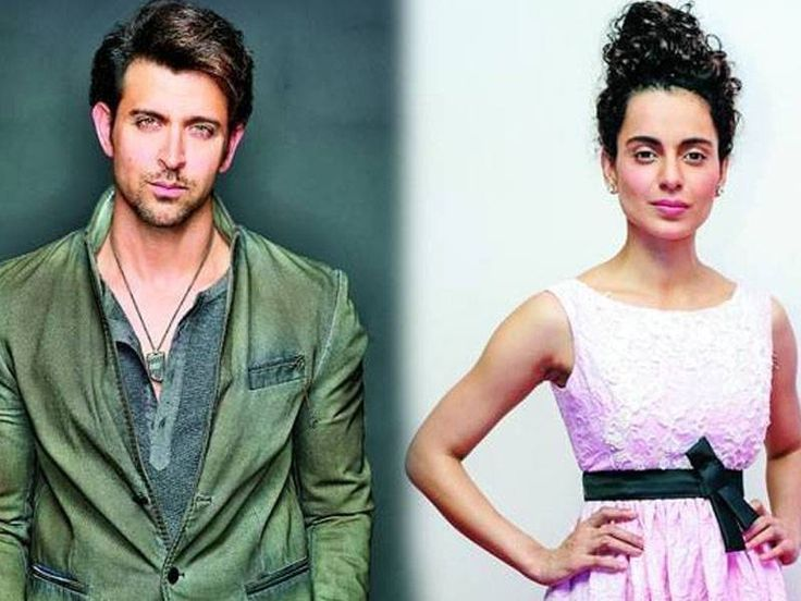 Hrithik on Kangana: There's a lot to say