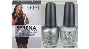 Serena Williams Glam Slam!  Your Royal Shine-ness  Servin' Up Sparkle